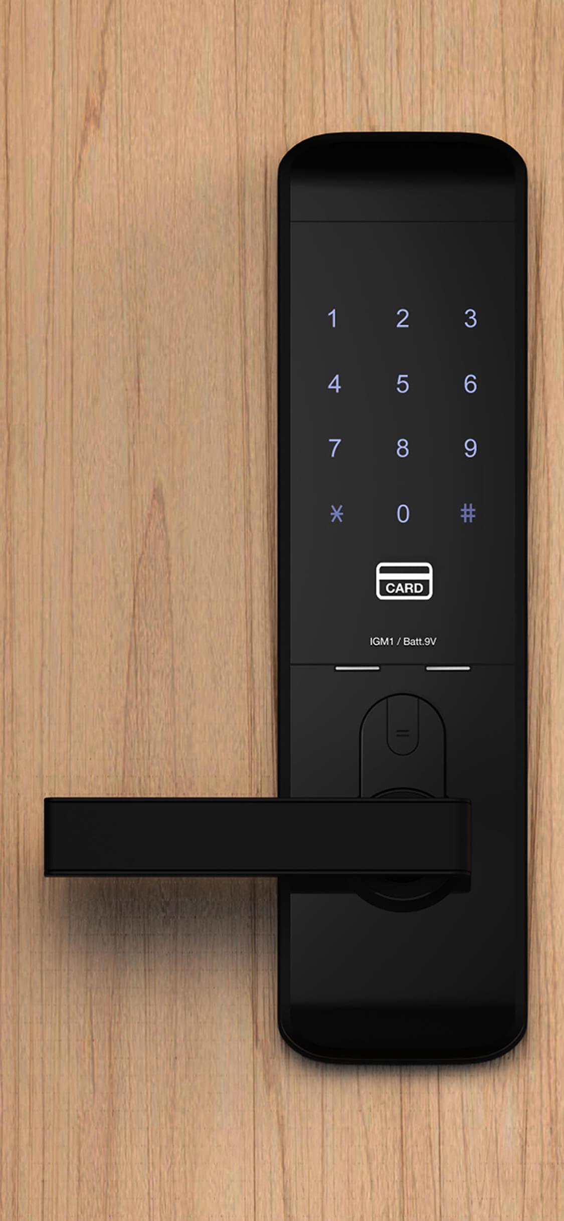Security Automation - Door Lock